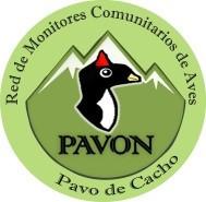 Red de Monitores Comunitarios de Aves Pavón/Pavo de Cacho