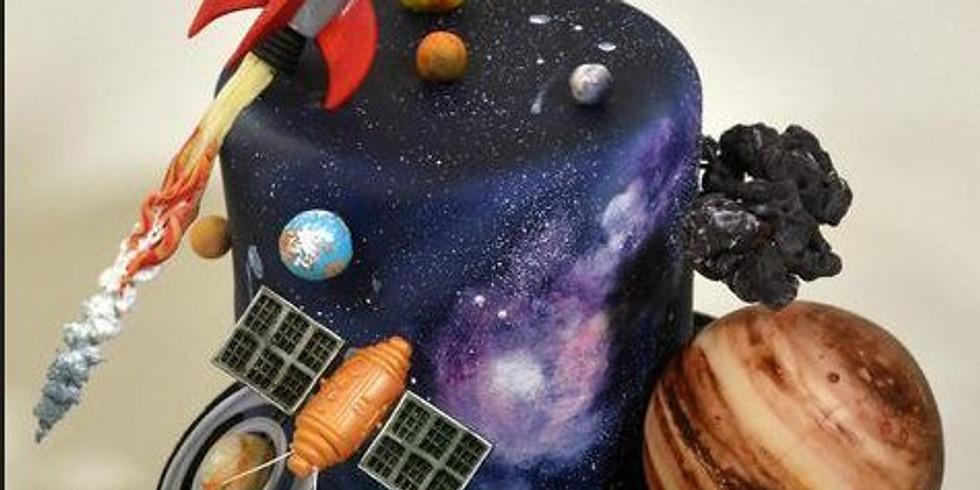 Чаепитие с космонавтом