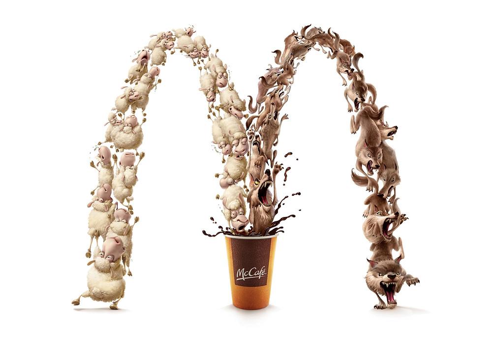 McCafe: Big M