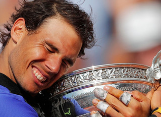 Ten of the Best for the King of Clay