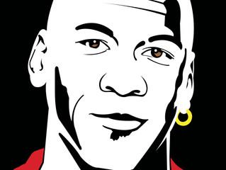 Michael Jordan by Steve Whitfield