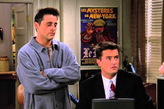 Our Favourite Accountants from TV and Movies – Chandler Bing from Friends