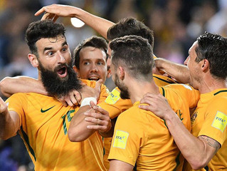 The Socceroos Are Off To Russia