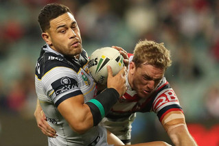 Queensland Cowboys Whipping Up a Storm