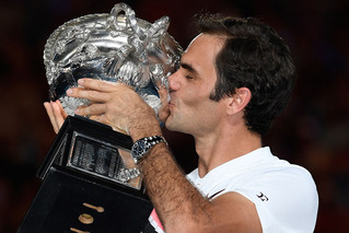 Roger Federer Crowned the GOAT by Rod Laver, After Winning 20th Grand Slam