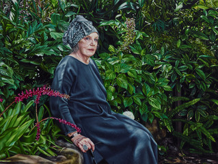 Archibald Prize 2016. Finalists. Wendy Whiteley