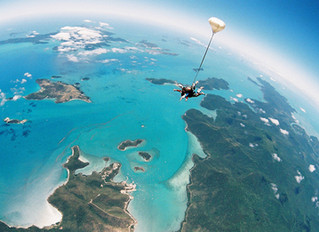 The Bucketlist - SKYDIVE Whitsundays