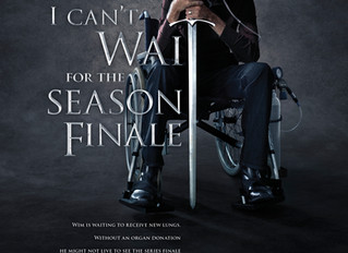 Re-born to be Alive: I Can't Wait for the Season Finale