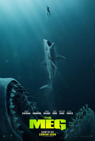 THE MEG – Trailer