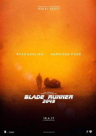BLADE RUNNER 2049 - TEASER TRAILER AND POSTER
