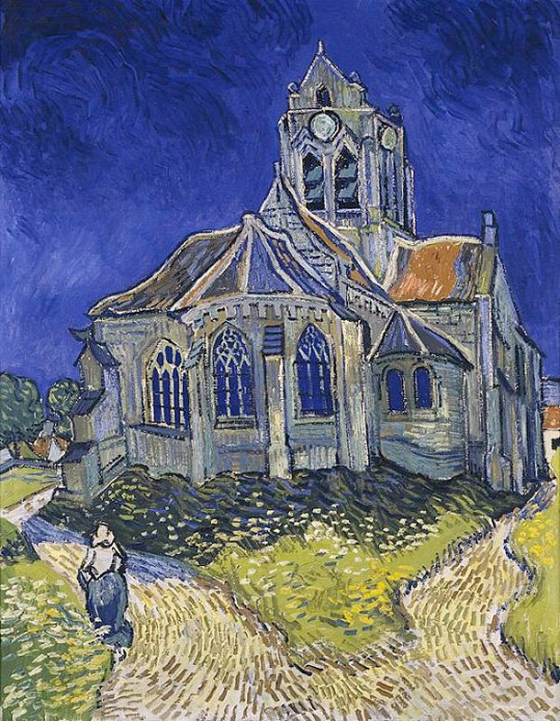 Click the image to see a documentary about Vincent van Gogh's life