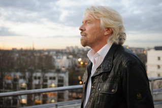 Richard Branson Reveals His 6-Word Motto That's Motivated His Billion-Dollar Career