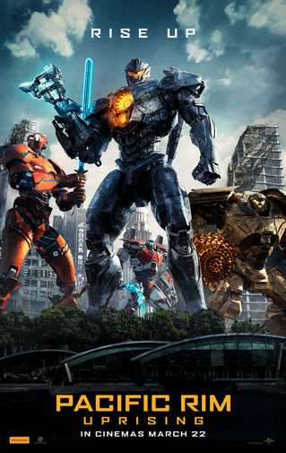 PACIFIC RIM UPRISING – TRAILER