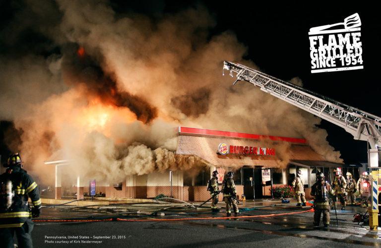Burger King: Pennsylvania