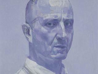 Archibald Prize 2016. Finalists. Nick Mourtzakis self portrait.