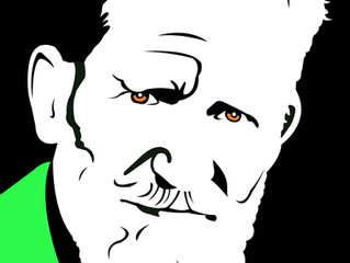 George Bernard Shaw by Steve Whitfield