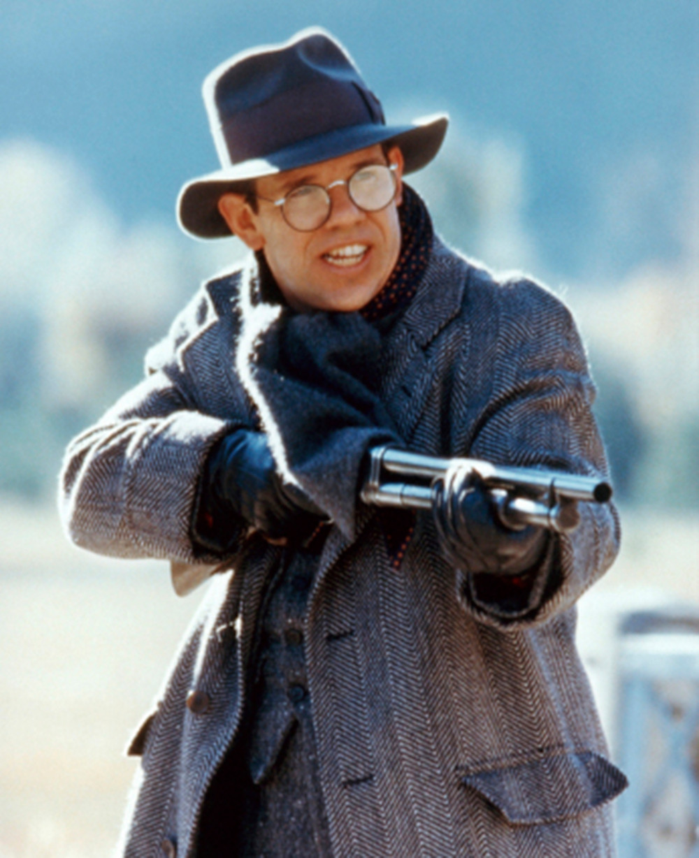 Oscar Wallace from The Untouchables
