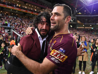Maroons Take Origin Decider at Suncorp