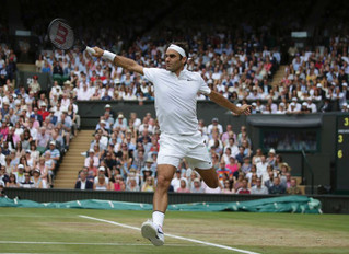 Roger Federer, The Greatest-Ever Athlete