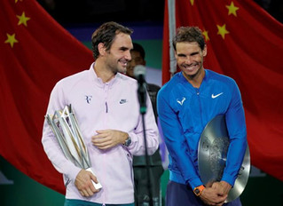 Roger Federer Produces Masterclass to Beat Rafael Nadal and Clinch Shanghai Masters Title