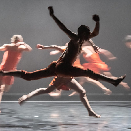 rambert2 at Sadler's Wells | review