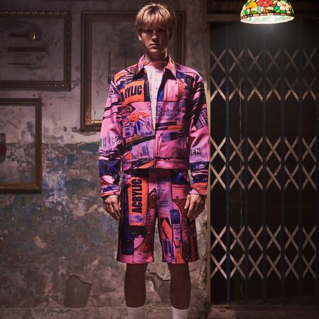 johan ku ss21 | london fashion week