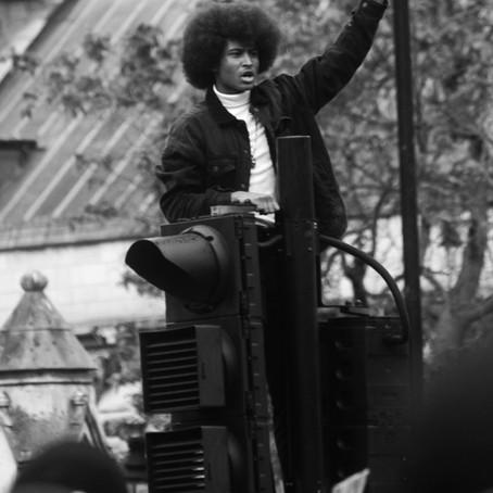 black lives matter: london