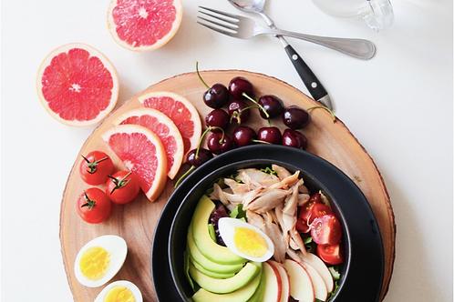 Customized Nutrition Plan