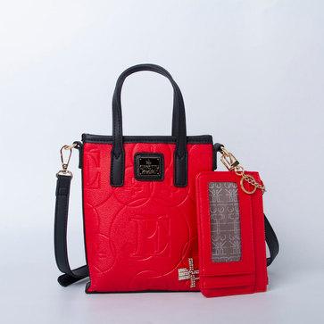 EJ Pretty's  micro Tote cross body bag