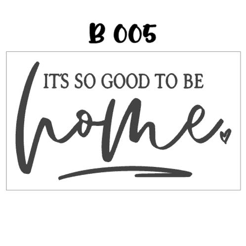B 005