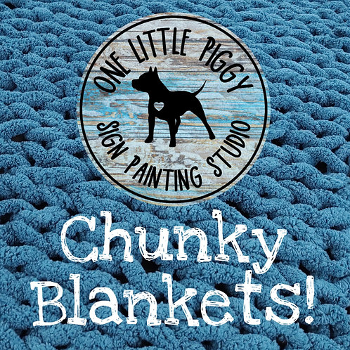 Kyla's Private Chunky Blanket Class