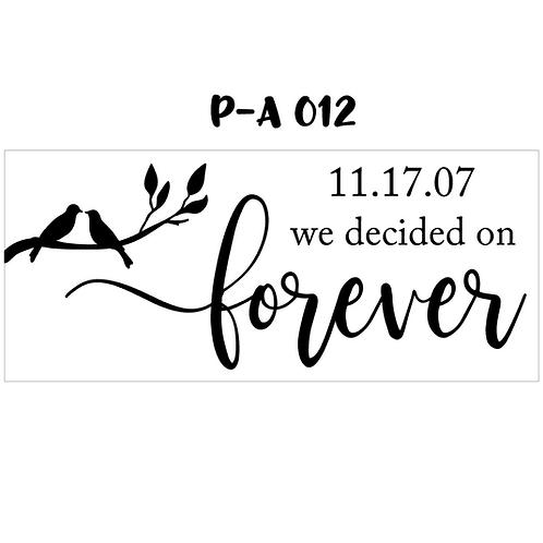 P-A 012