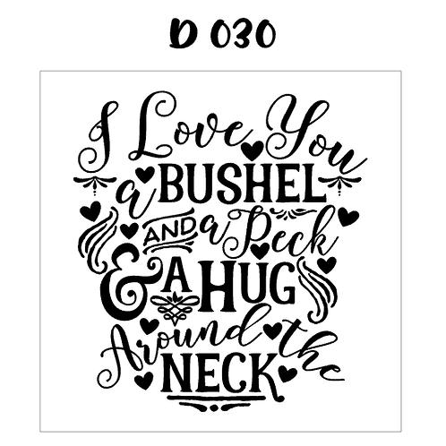 D 030