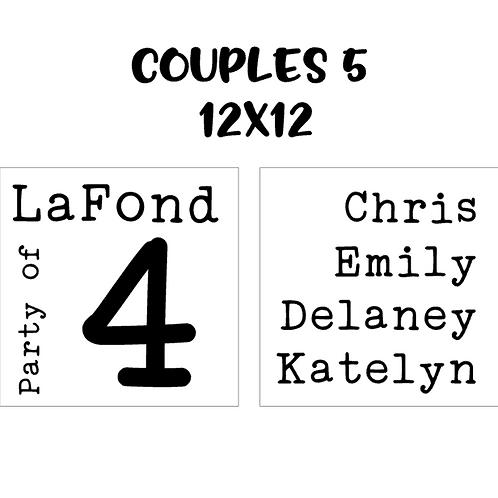 Couples 5