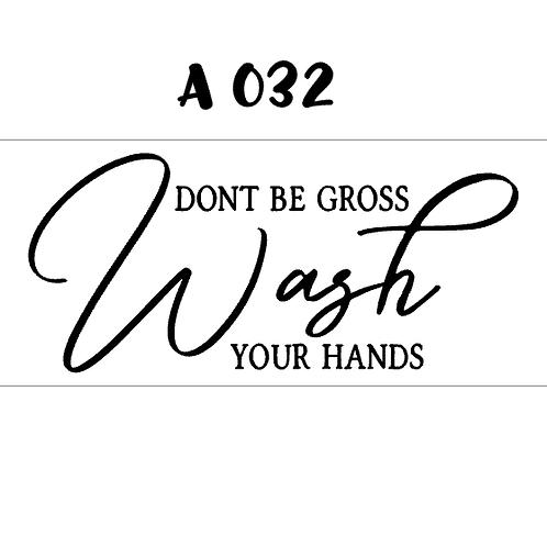 A 032