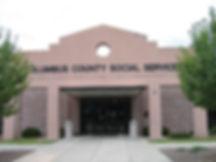 Columbus County Social Services_building