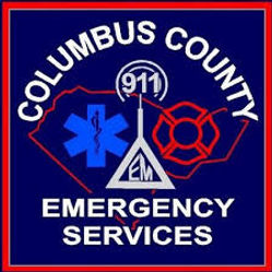 Columbus County Emergency Services Logo.