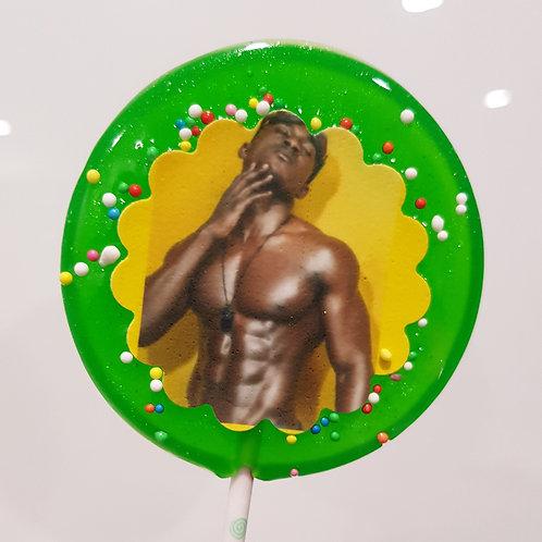 Tyreese Leon Lollipops - Pack of 4