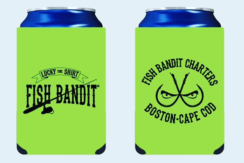 Fish Bandit® Koozie, 12 ounce can