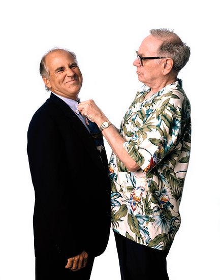 Jimmy & Warren Buffet