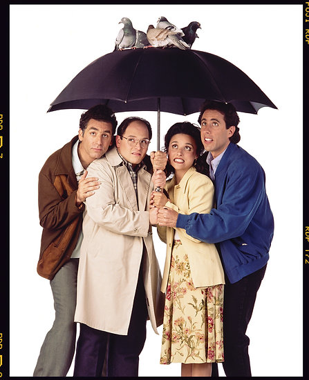 Cast of Seinfeld #2