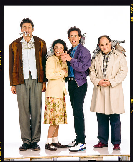 Cast of Seinfeld #4