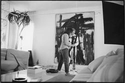 George Lange and Annie Leibovitz