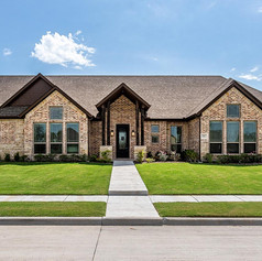 Whole Home Build by S. Clements Homes, Caddo Mills, TX