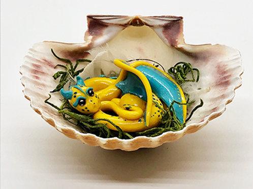 Yellow Shell Dragon
