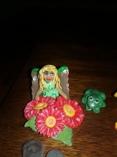 Sculpture Sunny Fairy