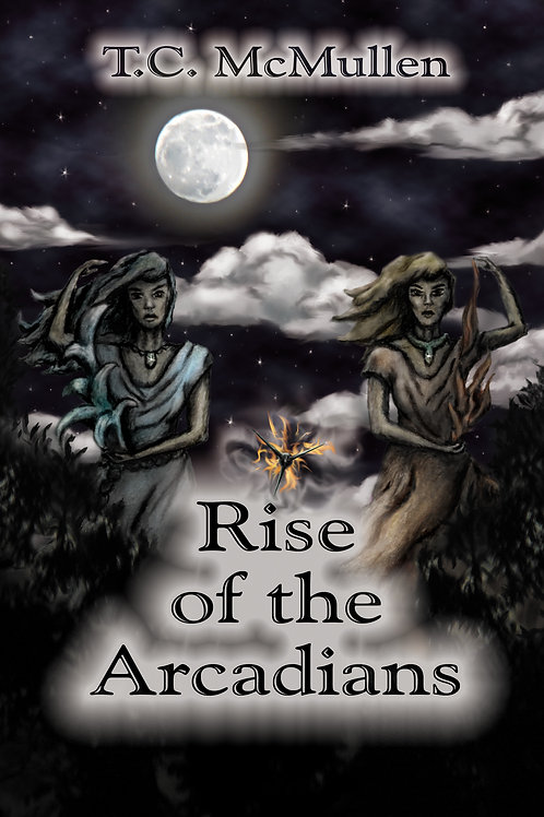 Rise of the Arcadians Book