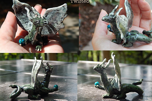 Commission a Small Dragon Sculpture