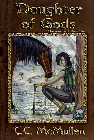 Daughter of Gods: Disillusionment Book One