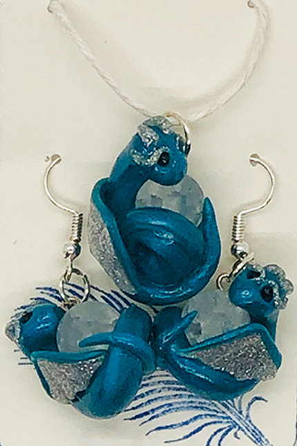 Dragon Bead Jewelry Sets